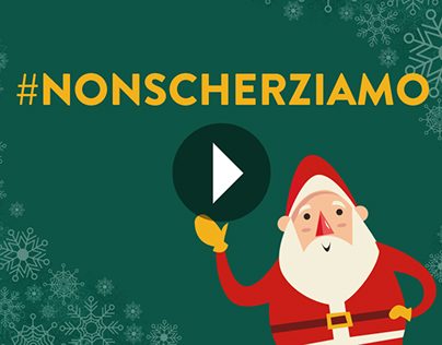IREN #nonscherziamo  Christmas  edition