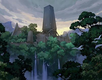 VALORANT - Environment for Skye Agent Reveal trailer