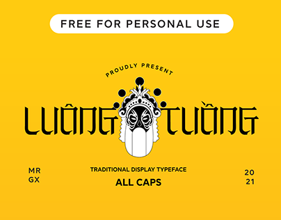 LUONGTUONG TYPEFACE