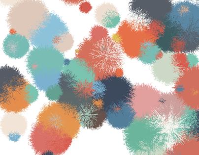 Fuzzy Generative Lines