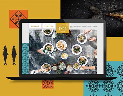 3734 Restaurant — Website
