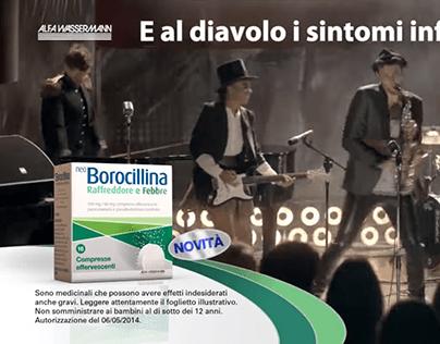 Neo Borocillina Raffreddore e Febbre