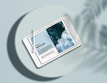 Tinos Sea Tours   Website and Branding