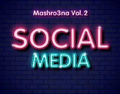 Mashro3na Vol. 2