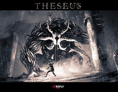 Theseus VR game
