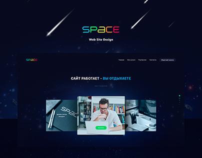 Space Web Site