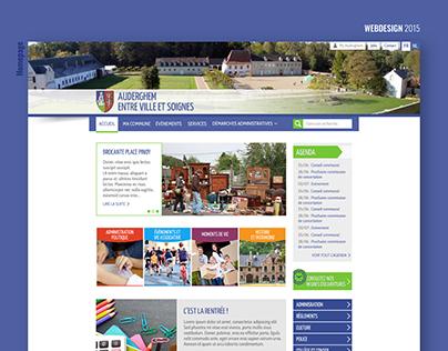 Auderghem municipality website