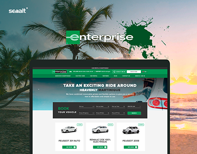 Redesign for Enterprise Martinique