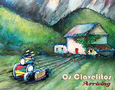 Arriving - Os Clavelitos