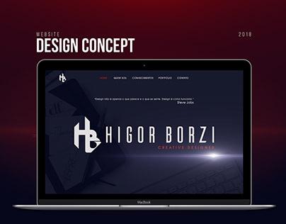 Website | Design Concept