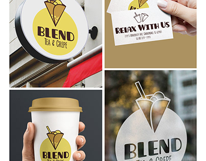 Blend Logo Redesign