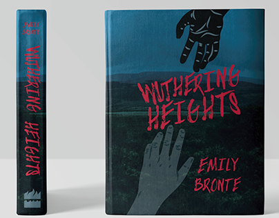 Wuthering Height Book Dust Jacket