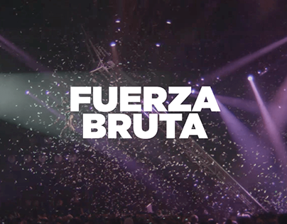 Fuerza Bruta | Rock in Rio