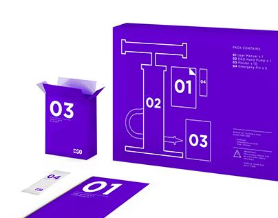 EGO Repair Kit (ICAD Upstarts entry)