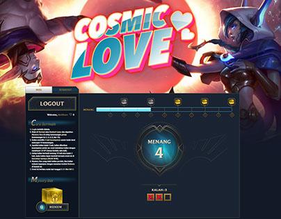 Monthly Event : Cosmic Love