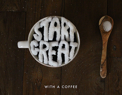 Start great - with a coffee