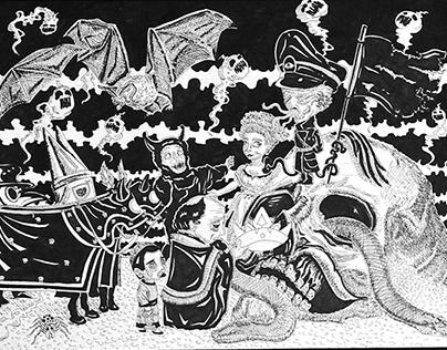 Baudelaire's Spleen Illustrated.