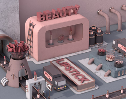 Lipstick Factory