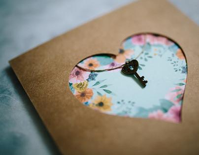Wedding Invitations | Marsha & Paul
