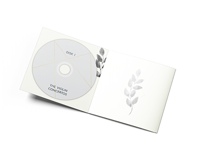 Mozart Album Artwork Redesign