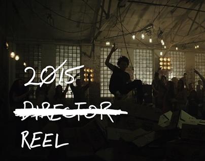 Digital Film Director | Brandon Faris | 2015 Reel