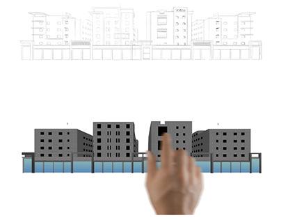 مشروع الكريم السكني التجاري | Alkareem Project