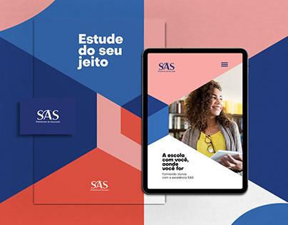 SAS Educação - Organizing the brand portfolio