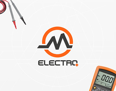 Logo&Branding Elements Design for Om Electro Plus