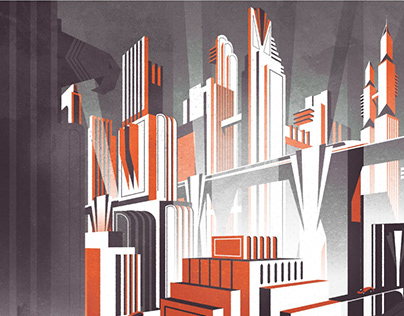 Art Deco Shapes