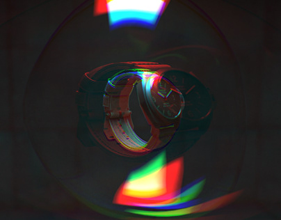 Evolve // CGI Motion Graphics Animation