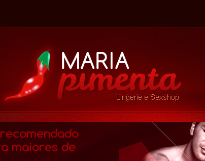 Ecommerce Maria Pimenta