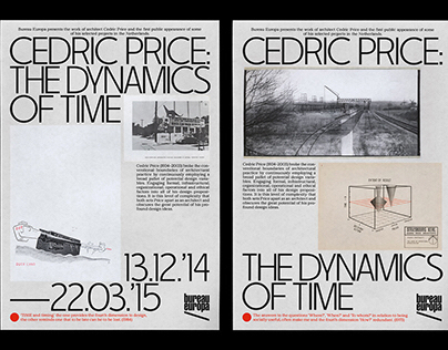 CEDRIC PRICE: THE DYNAMICS OF TIME
