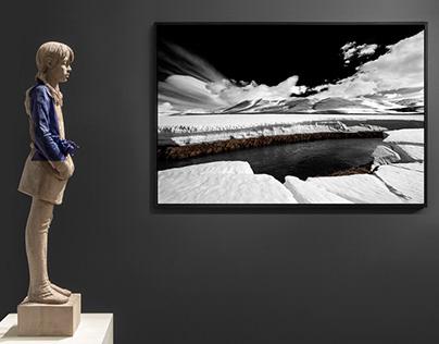 Gustav Willeit / Willy Verginer / Exhibition