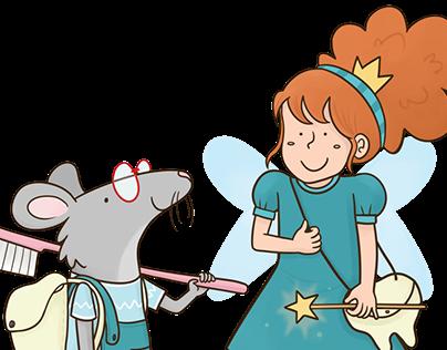 Toothfairy Atelier Mascots