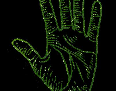 Hands In The Soil Logo