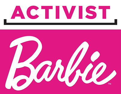 Activist Barbie // Packaging