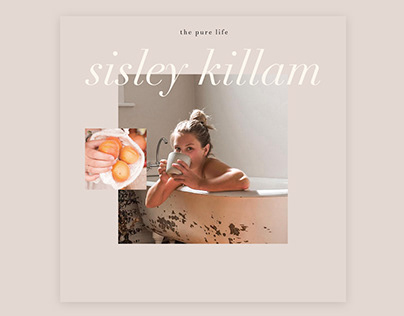 Sisley Killam Brand & Web Design