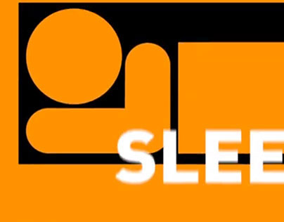 """Sleep""- Kinetic Typography"