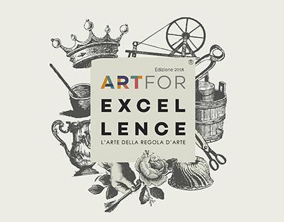Art for Excellence IV edizione. Tesi di laurea IAAD