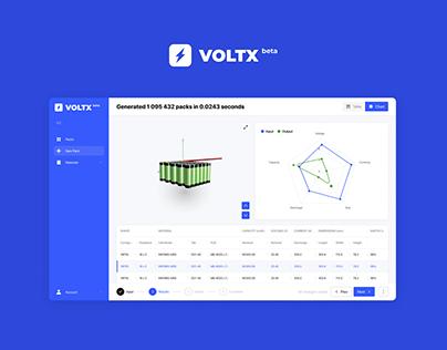 VOLTX WEB APPLICATION