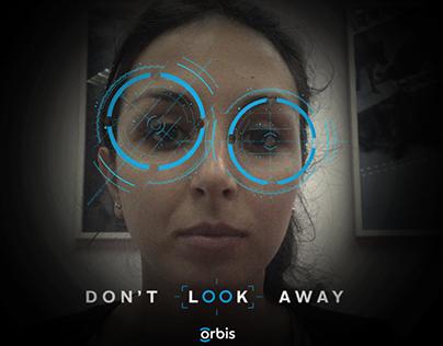Interactive eye detection: Orbis Don't Look Away