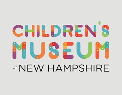 Children's Museum of New Hampshire Re-Brand