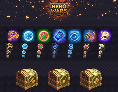HEROWARS elements