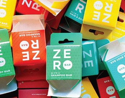 ZERO bar packaging