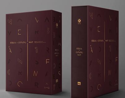 Bíblia de Estudo - NVT