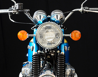 HONDA DREAM CB750FOUR 1969
