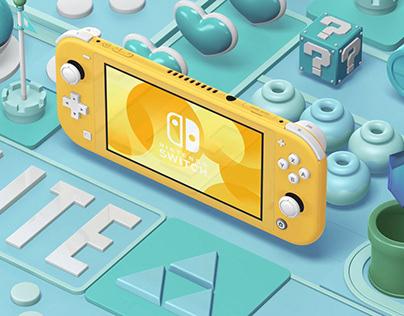 TVC - Nintendo Switch Lite