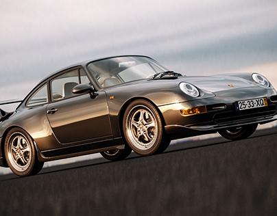 Porsche 911 Carrera Clubsport 1995