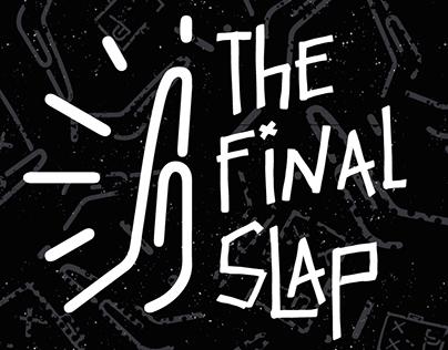 The Final Slap: Branding & Packaging Assignment