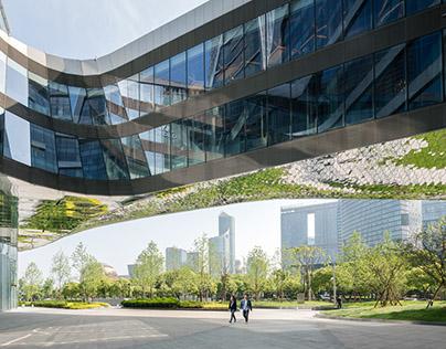 Raffles City Hangzhou - UNStudio